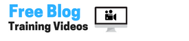 Free Blog Training Videos Logo