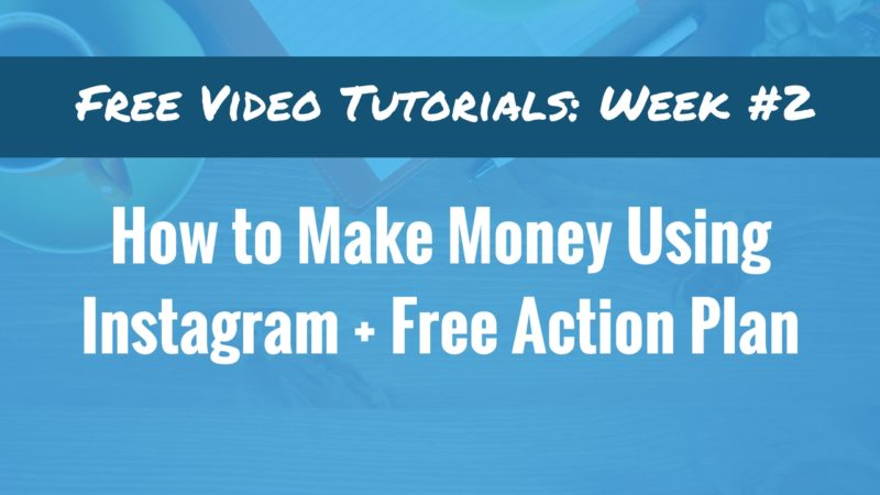 make money with instagram business plan